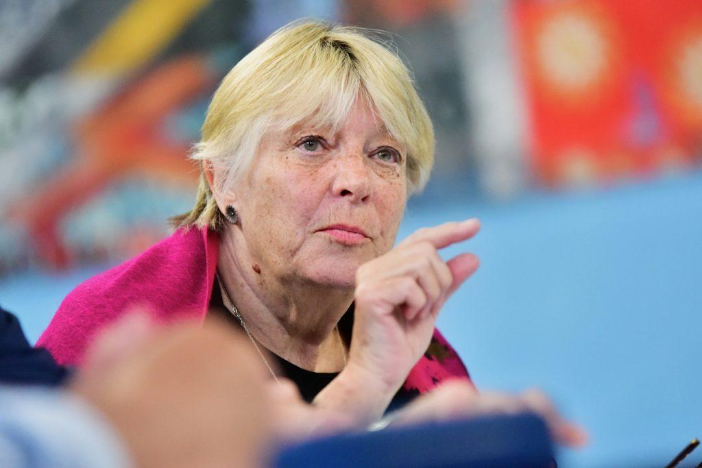 Brighton Table Tennis Club Trustees - Linda Beanlands