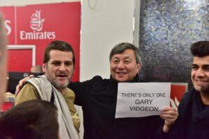 Gary Vidgeon