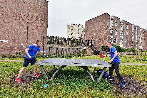 AllStars TT Brighton Table Tennis Club