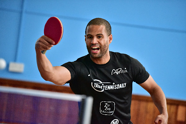London progress Brighton Table Tennis Club