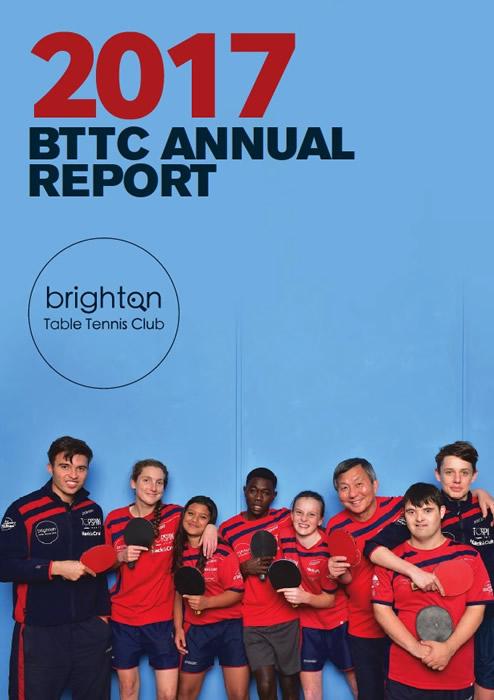 BTTC Annual Report 2017