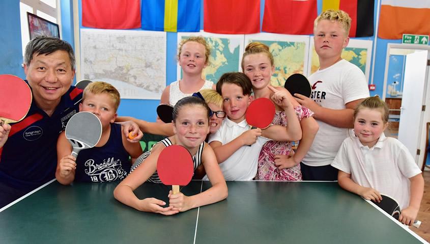 Brighton Table Tennis Club - fees