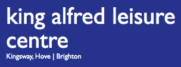 King Alfred Leisure Centre - Session partners Brighton Table Tennis Club