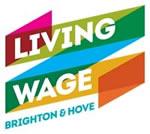 Living Wage - Sponsors Brighton Table Tennis Club