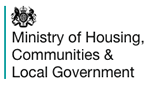 Ministry of Housing Communities & Local Government - sponsors Brighton Table Tennis Club