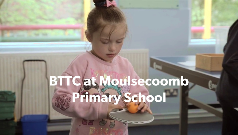 BTTC at Moulsecoomb primary school