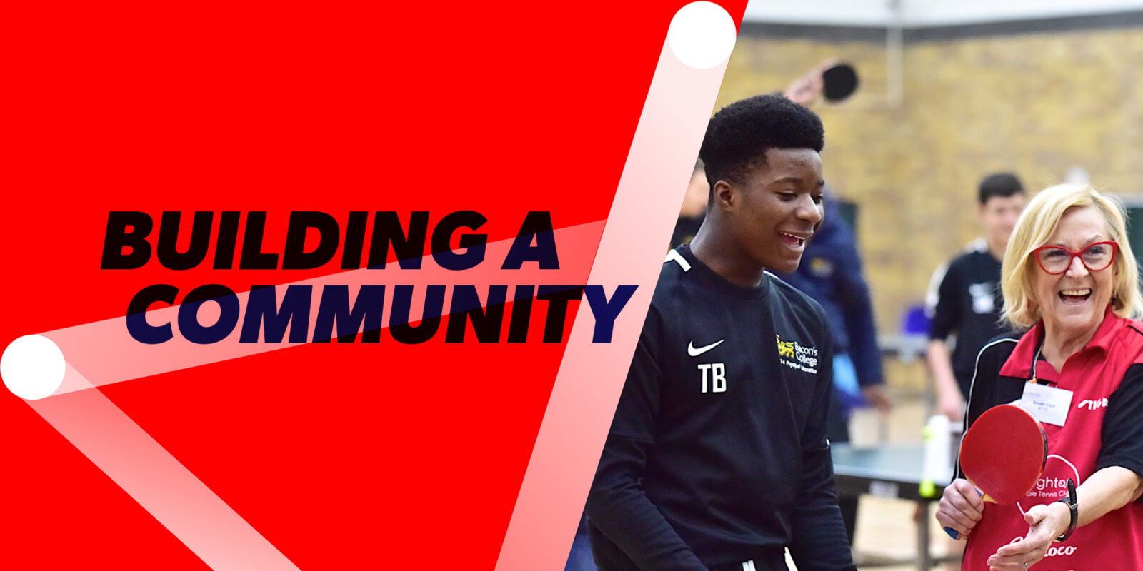 Brighton Table Tennis Club -building a grass roots community